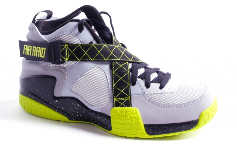 Nike Air Raid Wolf Grey / Venom