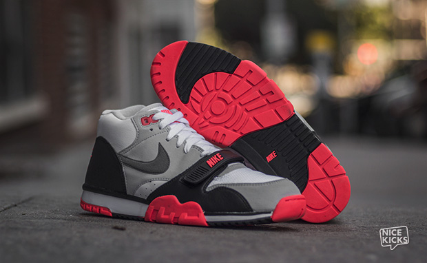 Nike Air Trainer 1 Mid Premium Infrared