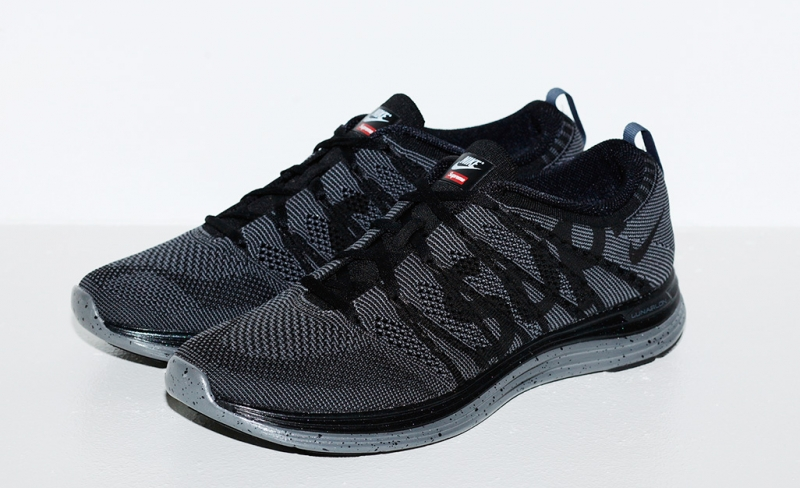 Nike Flyknit Lunar 1 Supreme