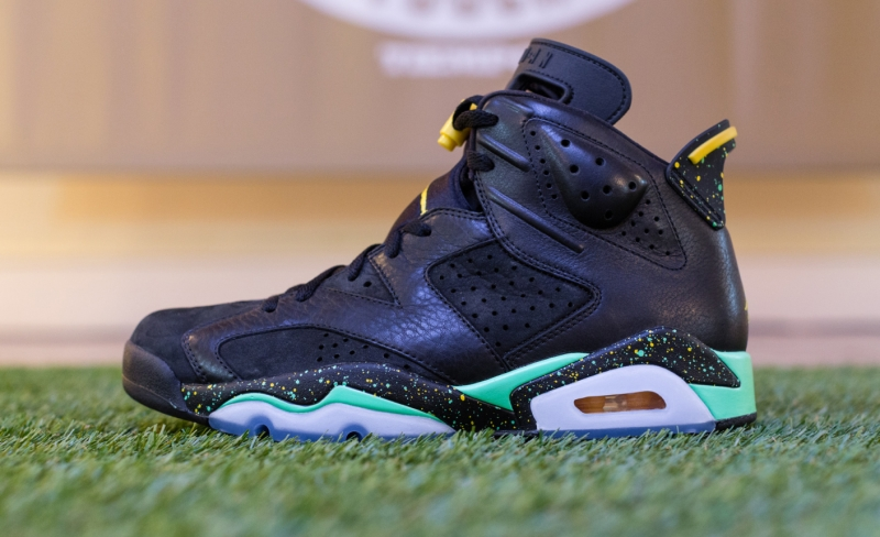 Air Jordan 6 World Cup Pack