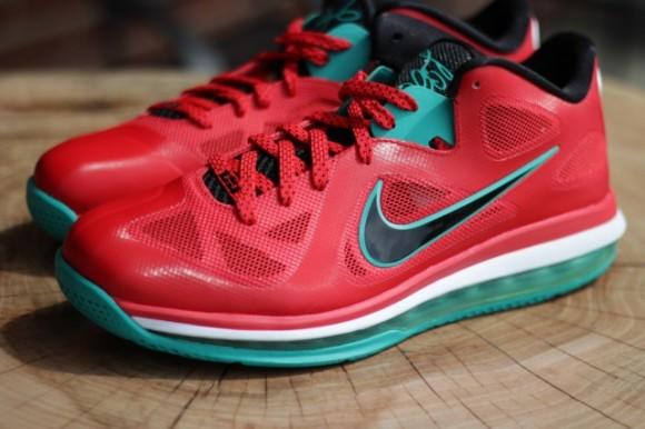 Nike Lebron 9 Low Liverpool