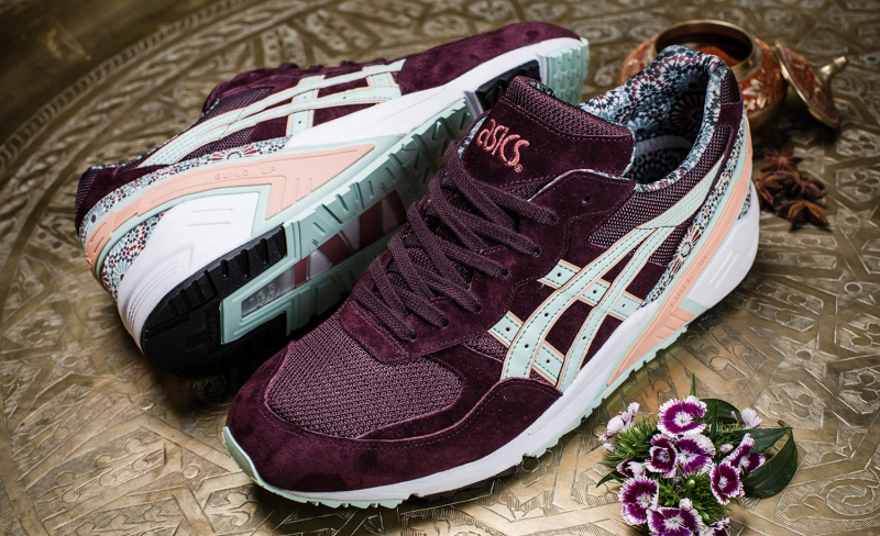 Overkill x Asics Gel Sight Desert Rose