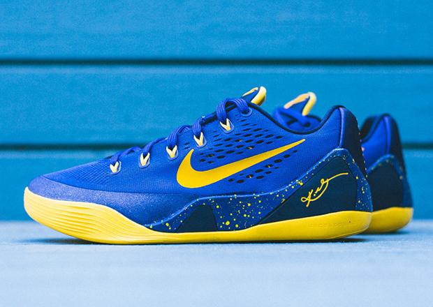 bas prix a67da f1284 ShoeFax - Nike Kobe 9 Gym Blue