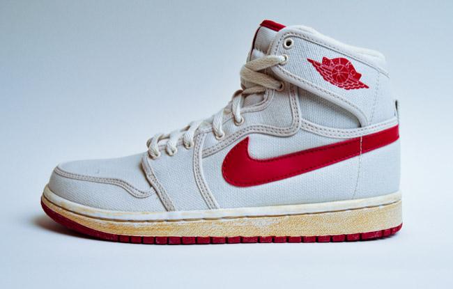 Air Jordan 1 AJKO - White / Varsity Red