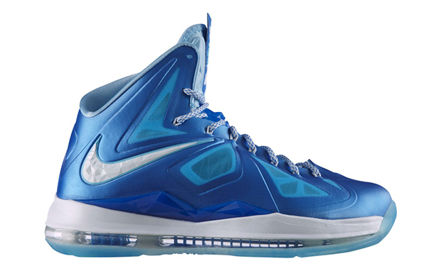 Nike LeBron 10 Blue Diamond