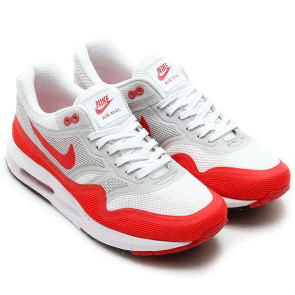 Nike Air Max Lunar 1 White Challenge Red