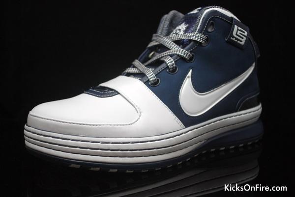 Nike Lebron 6 Yankees