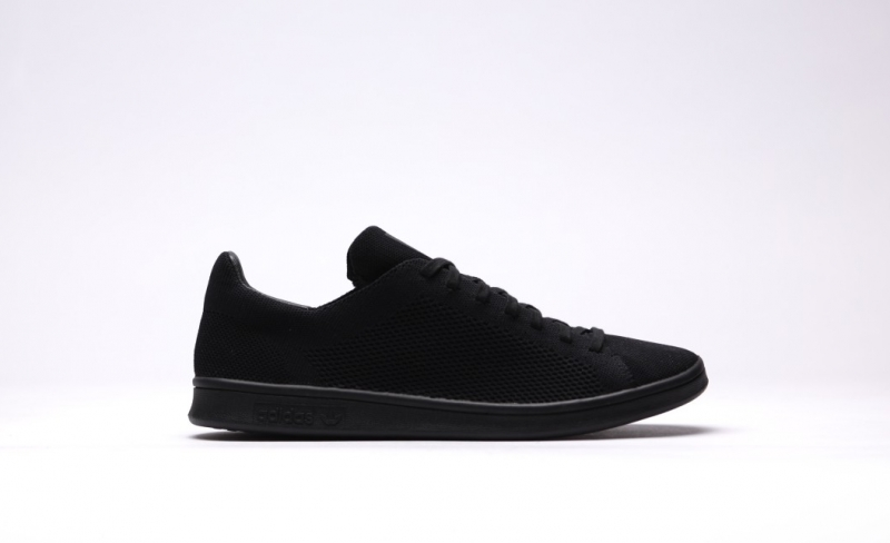 Adidas Stan Smith Primeknit Triple Black