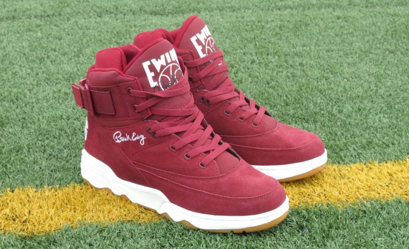 Ewing 33 Hi Biking Red