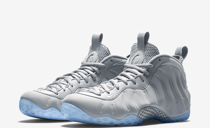 Nike Air Foamposite One Wolf Grey