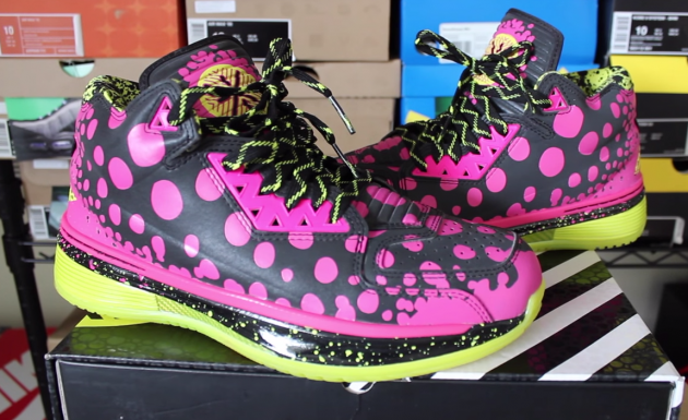 Li Ning Way of Wade 2 All Star Pink