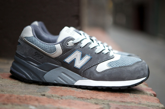 New Balance 999 Steel Blue Ronnie Fieg