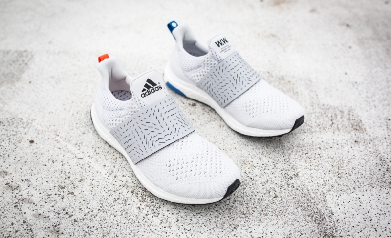 innovative design 55d5b f1bfb ShoeFax - Wood Wood adidas Ultra Boost White