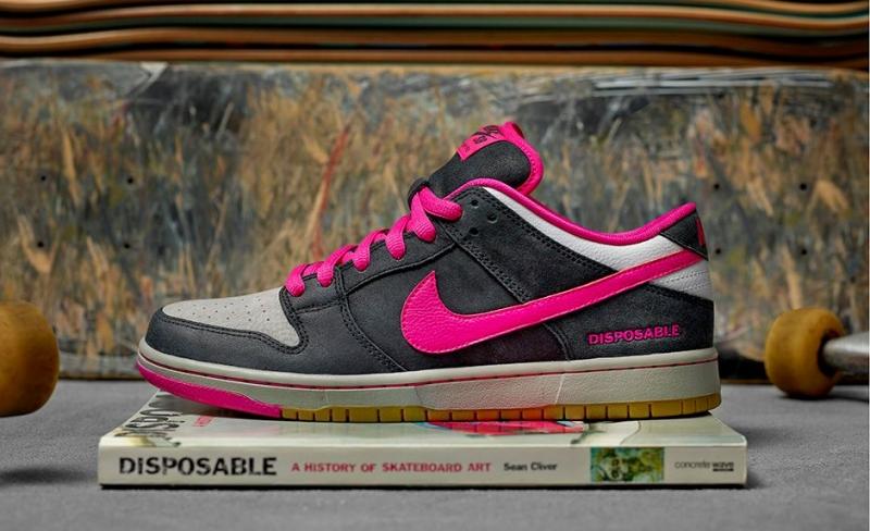 c8a03780d94c8a Sean Cliver x Nike SB Dunk Low Disposable