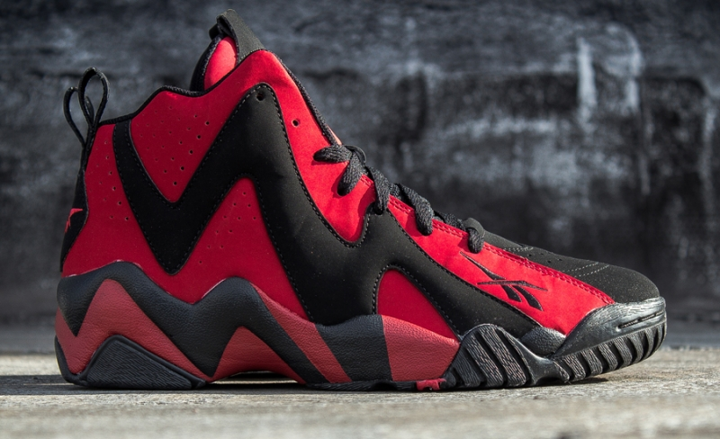 Reebok Kamikaze 1 Black / Red
