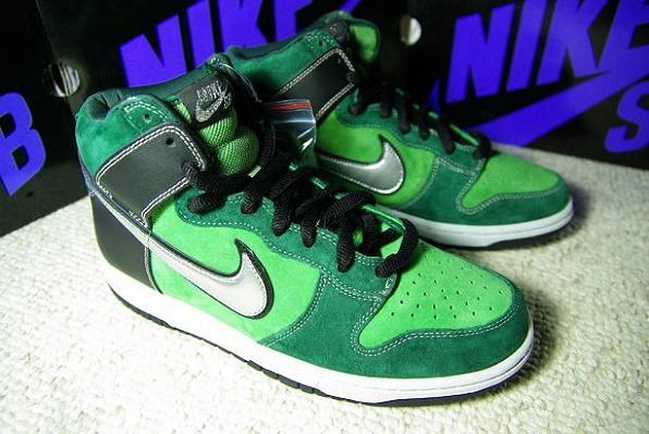 Nike Dunk High Pro SB Brut