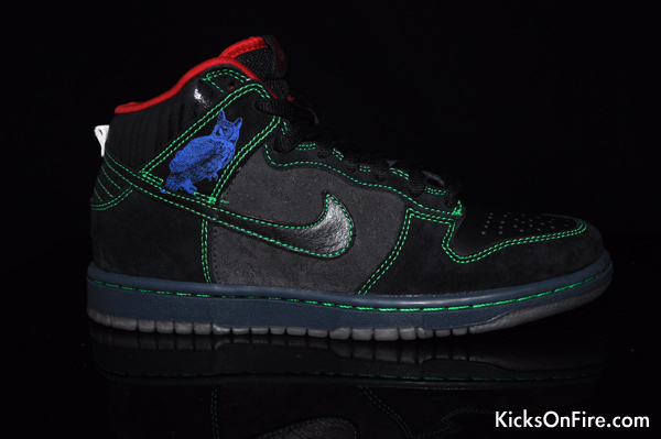 Nike Dunk High SB Night Owl