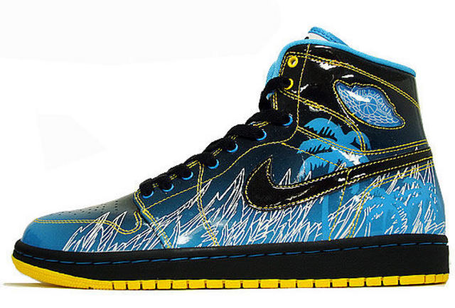 Air Jordan 1 Doernbecher DB