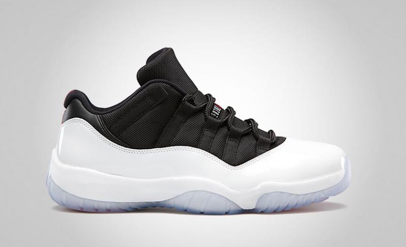 ShoeFax - Air Jordan 11 Low White