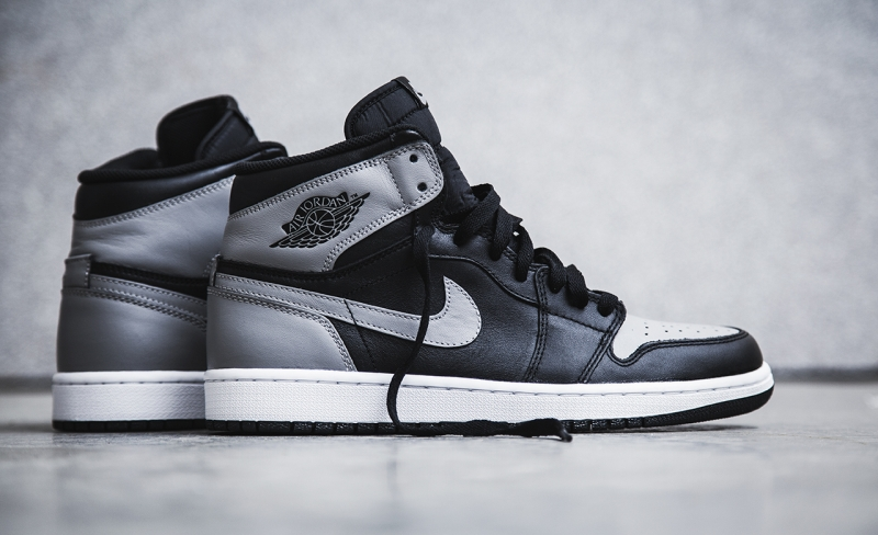 2013 Air Jordan 1 Shadow