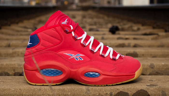 Reebok Question Mid Packer Shoes