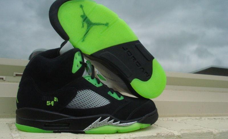 Air Jordan 5 Quai 54 Friends & Family