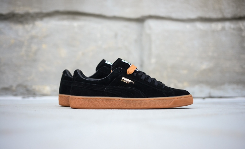 Puma States Winter Gum Pack Black