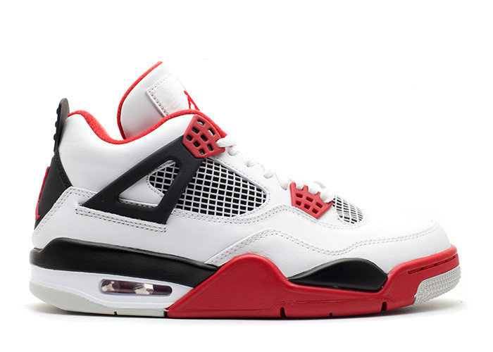 Air Jordan 4 - Fire Red (2012)
