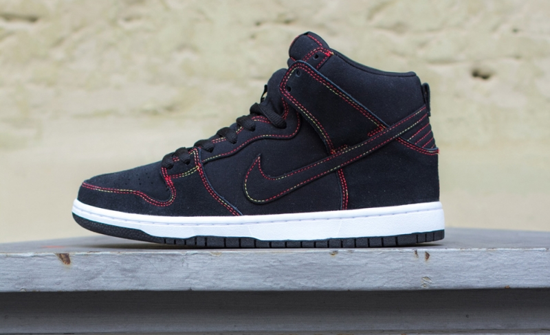 Nike Dunk High SB Thermal Stitch