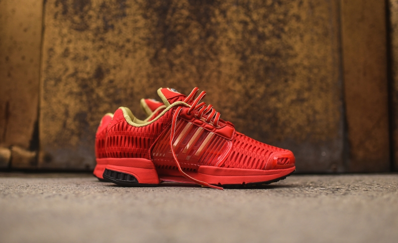 Adidas Climacool Coca Cola Red